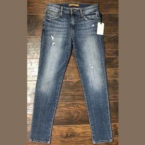 Joes Jeans Vintage Reserve Skinny Ankle Distressed